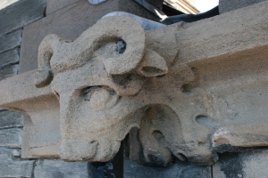 Gargoyle, Rams Head